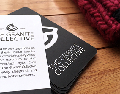 The Granite Collective Apparel Tags