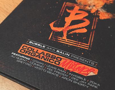 BUBBLE aka BALIN / COLLASSO ORGANICO Mixtape