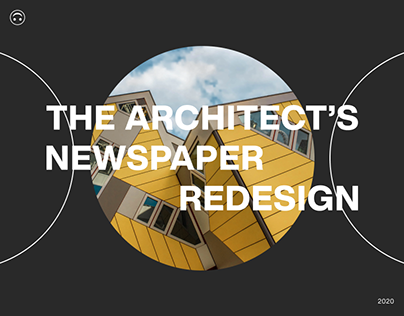 The Architect's Newspaper website redesign