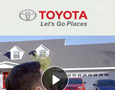 Toyota Filmstrip