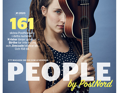 People By Postnord Magazine
