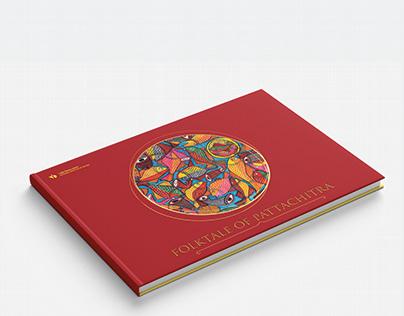 'Folktale of Pattachitra' - Craft Documentation