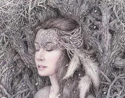 Forest witch.