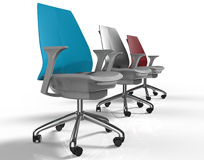 SAYL Chair - Digital Solid Modeling