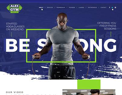 Alex Gym Fitness Club