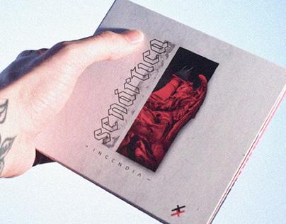 Incendia - Diseño de Álbum Completo
