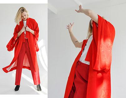 Kimono UA