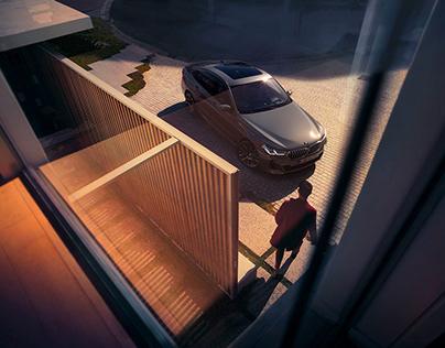 BMW THE 6 Artwork & CGI