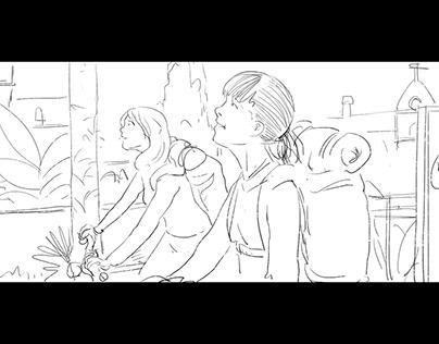 Kotex - Three stories