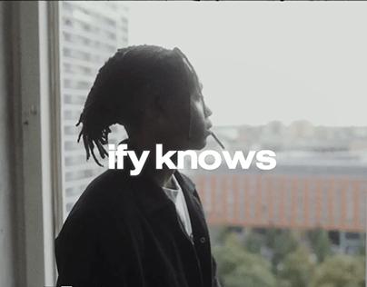 Ify Knows - Safe (Visualizer)