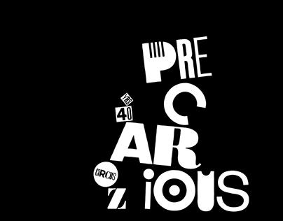 Precarious by Circus Oz