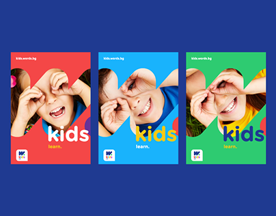 W.kids | Language School | Branding