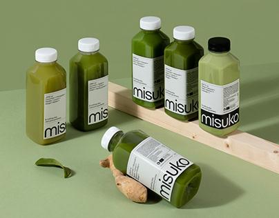 Misuko – Branding & Packaging