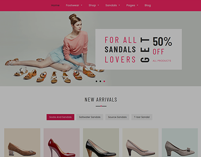Shopify Multi product store