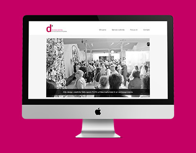 Communications professional's website