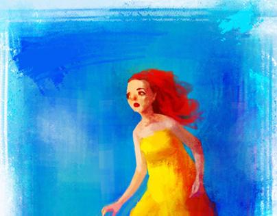 digital painting prints