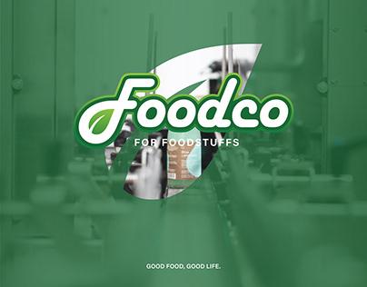FOODCO - Brand Identity