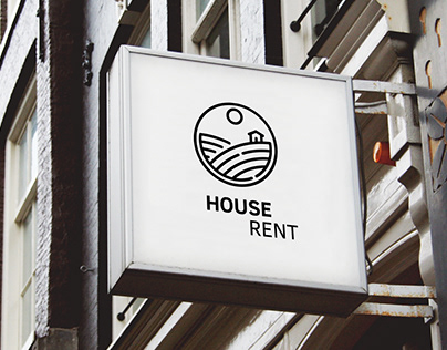 House rent Logo