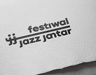 Jazz Jantar Festival. Branding