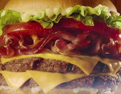 The King Cheddar - Burger King
