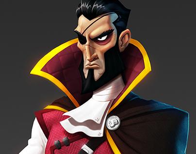 Captain Hook Redesign