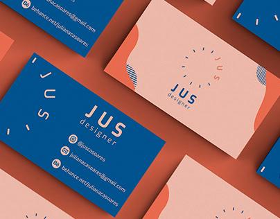JUS - Identidade Visual