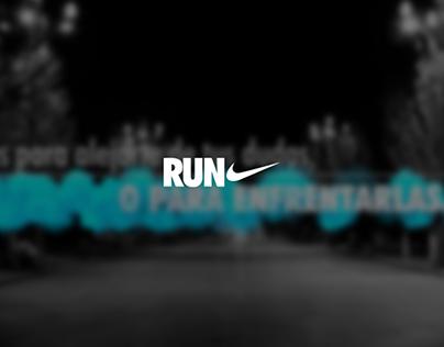 Ad: Nike Run
