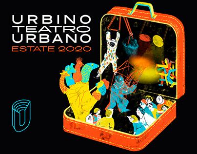 Fai il tuo teatro! | Urbino Teatro Urbano 2020 | visual
