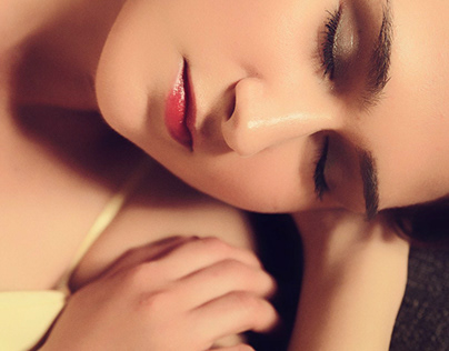 """A woman, a perfume"", by Suz Chevrier"