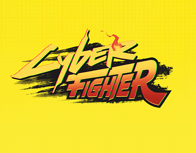 Collab// Cyber Fighter