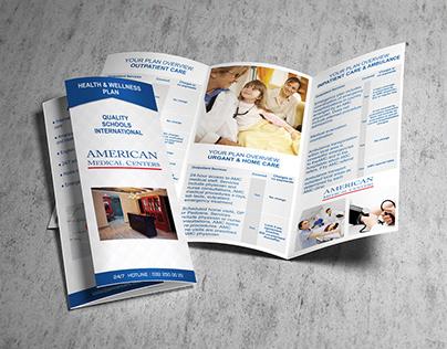 Designed Brochure for a client