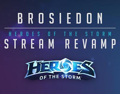 Stream Design - Brosiedon - Heroes of the Storm