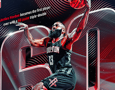 NBA Illustrations IV - 2018