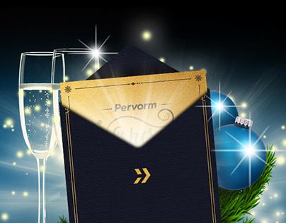 Pervorm - Holiday Wishes (2016)