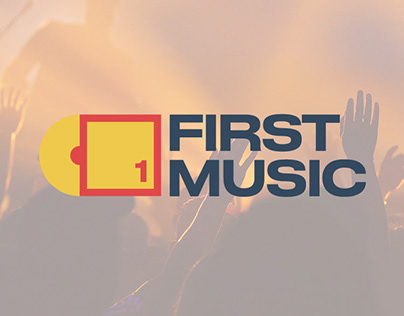 First Music - Logo Design