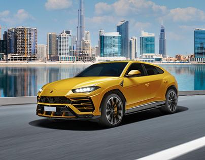 Lamborghini-Urus 2022 Concept Retouch