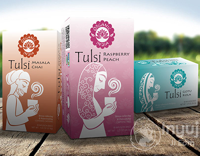 Tea box Package Redesign