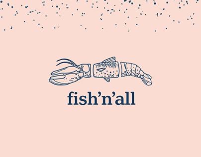 Fish'n'All // Branding