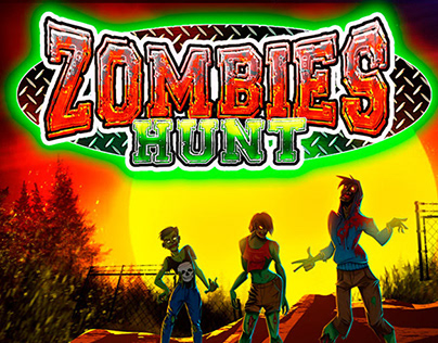 Zoombies hunt slot game