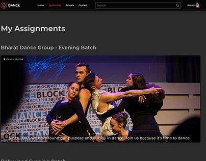 Dance Assignment