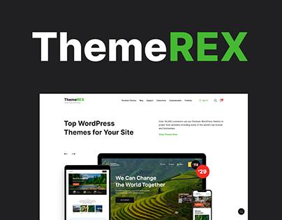 ThemeRex - ThemeForest Author