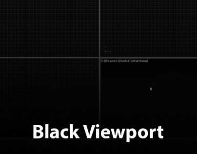 Why My Viewport Is Too Dark & How To Fix It?