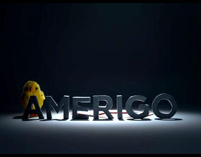 Amérigo et le Nouveau Monde / Stopmotion Short Film