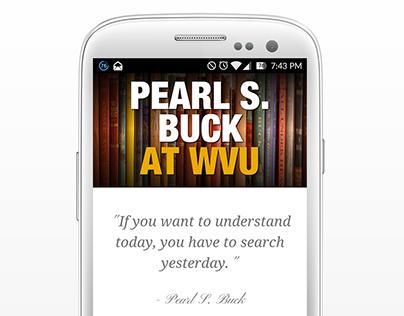 Pearl S. Buck RWD