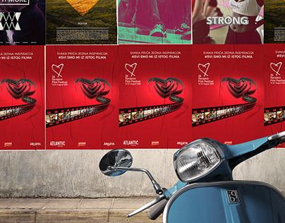 Sarajevo film festival 2020 | Atlantic ident