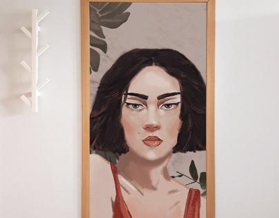 Murals: Faces