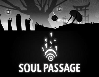 Soul Passage, journey of the dark warrior.