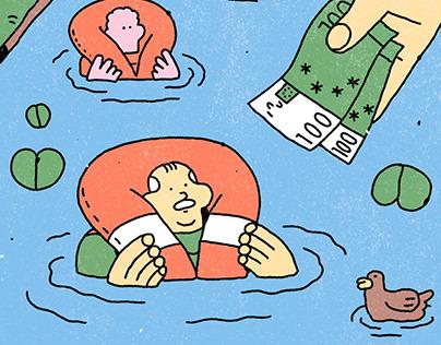 De Volkskrant: 'Loose Ends in New Retirement System'