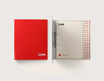 Love - Branding