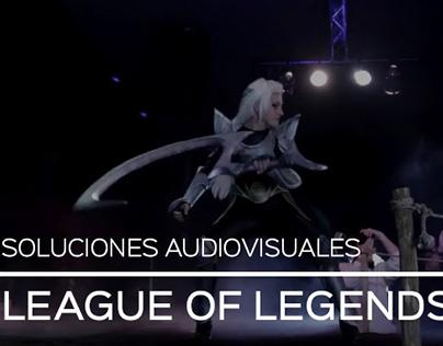 League of Legends - Aguas turbias 2015